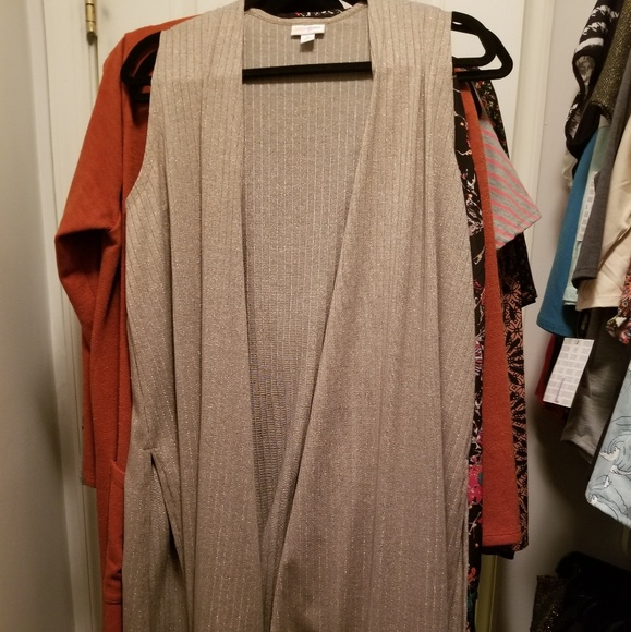 Lularoe Elegant Joy Vest